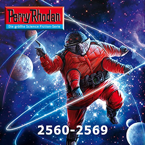 Perry Rhodan, Sammelband 17 audiobook cover art