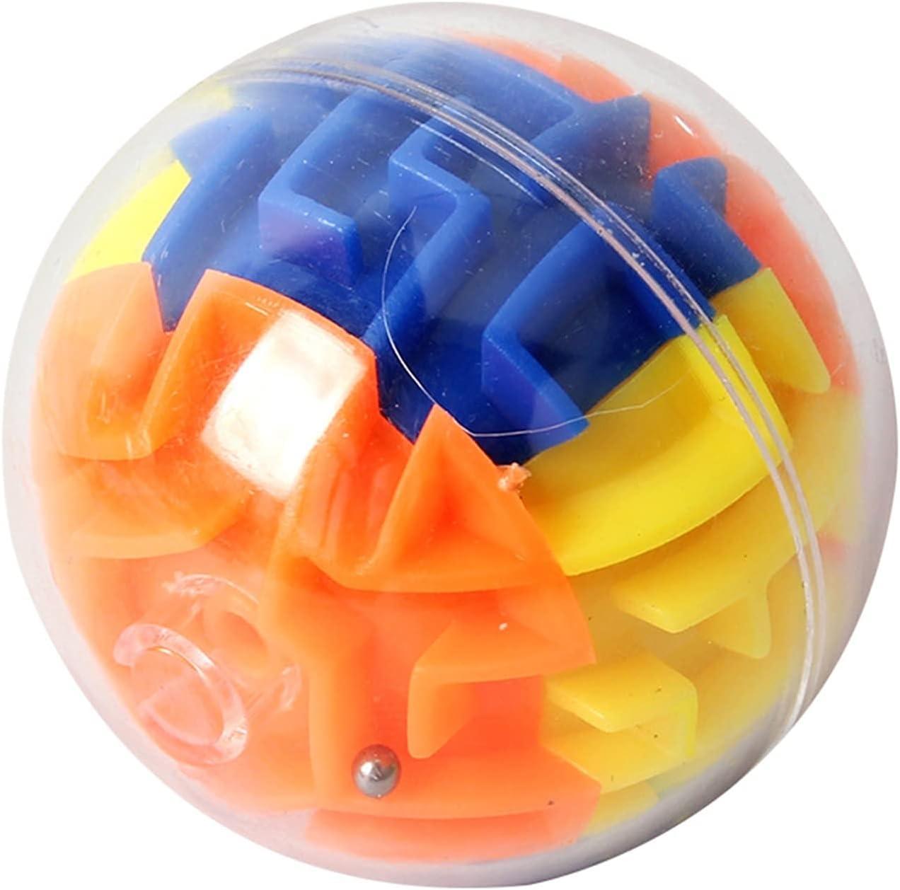 dingtian Halloween Toys 5Pcs Creative Maze Max 41% Max 87% OFF OFF 3D Intel Ball Puzzle