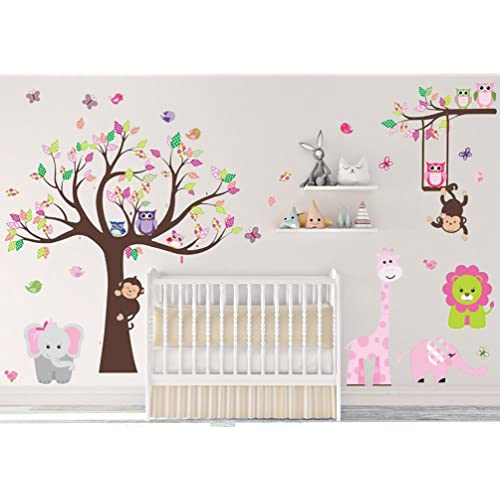 Nursery Wall Mural: Amazon.com