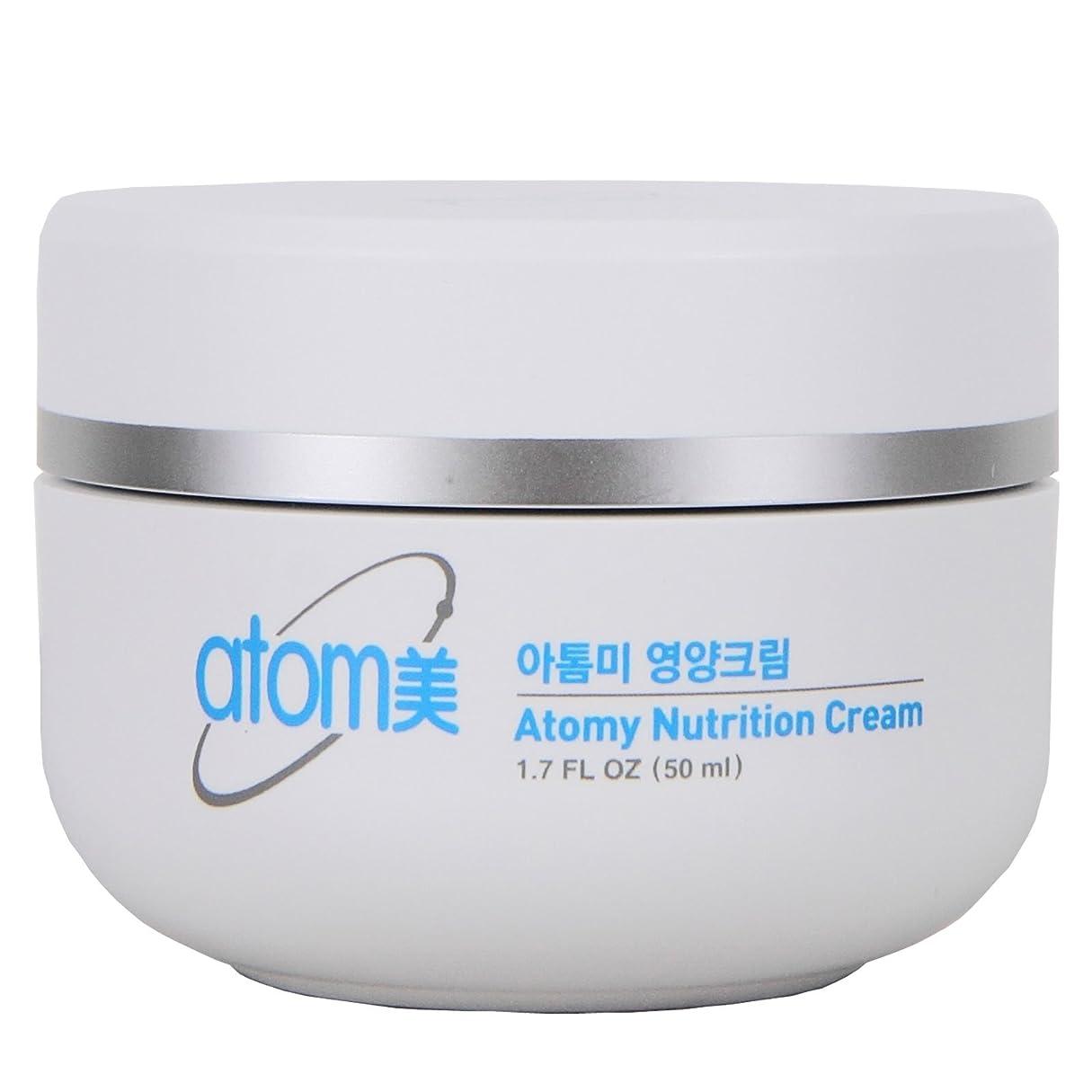 ケイ素ワゴン統計韓国コスメ Atom美 アトミ クリーム ■ナチュラルコスメ