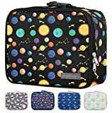 simple modern 3l hadley lunch bag for kids - insulated women's & men's lunch box pattern: solar