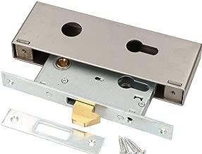 robusta KOTARBAU trappola di sicurezza 150 X 35 mm con lucchetto contro le inondazioni chiusura a scatto cerniera per porta