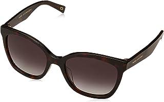 Marc Jacobs Women's Marc309s Polarized Square Sunglasses, DKHAVANA, 54 mm