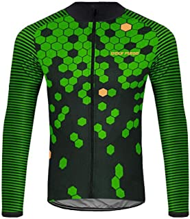 Future Sports UGLYFROG Hombre Cycling Jersey Maillot Ciclismo Manga Larga Camiseta de Ciclistas Ropa Ciclismo