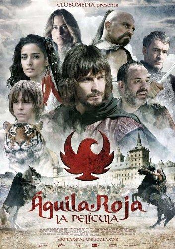 Aguila Roja - Bd [Blu-ray]