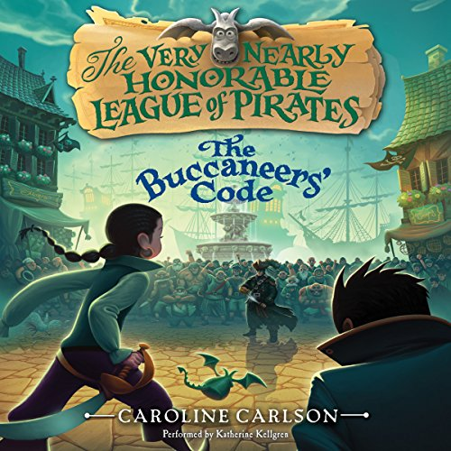 The Buccaneers' Code audiobook cover art