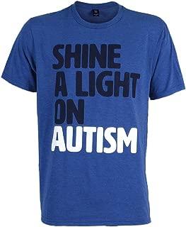 Shine a Light on Autism Graphic T-Shirt
