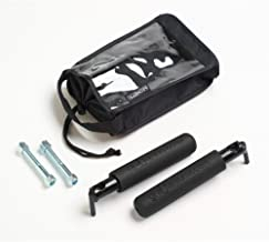 Genuine Solid Steel BootBars (Foot Pegs) by GraBarsUSA for Jeep JKU JK JLU JL JT Gladiator Wranglers - Black