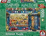 Schmidt Spiele Puzzle 59606Garry Walton, de Tienda de Juguetes,...