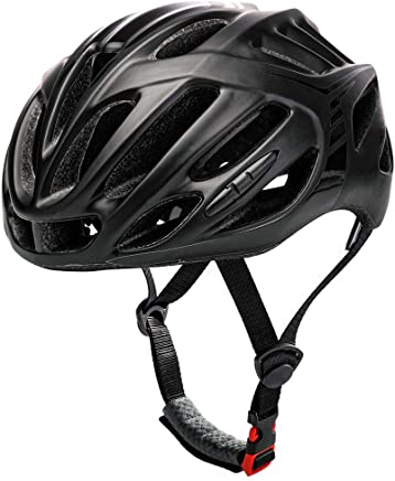 Wxhelmet Ultraligero Casco para Bicicleta Equipo para Montar en Bicicleta de montaña con Visera Desmontable Super Light para Adult Hombres y Mujeres