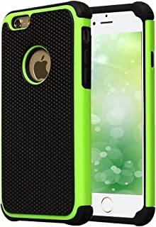 Gogoing 12case-ch Impact Resistant Double Layer Shockproof Hard Shell Case for Apple IPhone 6, 4.7