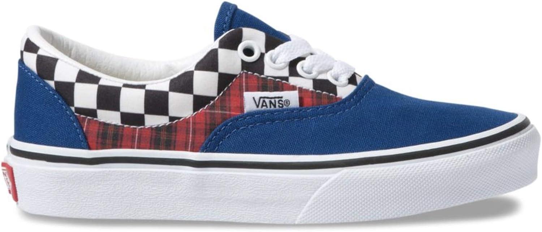 Vans Boy's Era Checkerboard Skate Shoes