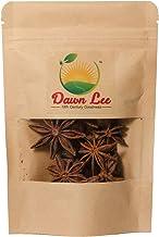 Star Anise / Chakri Phool Whole badhiyan चकरी फूल बाधीयाँन फूल Spice Natural with Oil and no Added Colour Dawn Lee (50 Gm)