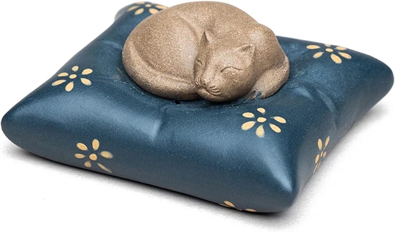 XXW Purple Clay Ranking TOP7 Tea Pet Handmade Sculpture Home Crafts Max 56% OFF Ornaments