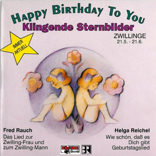 Klingende Sternbilder - Zwilling 21.05.-21.06.