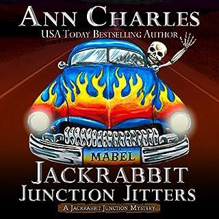 Jackrabbit Junction Jitters audiobook cover art