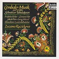 Cembal-Musik Aus Alten Schweizer Tabulaturen