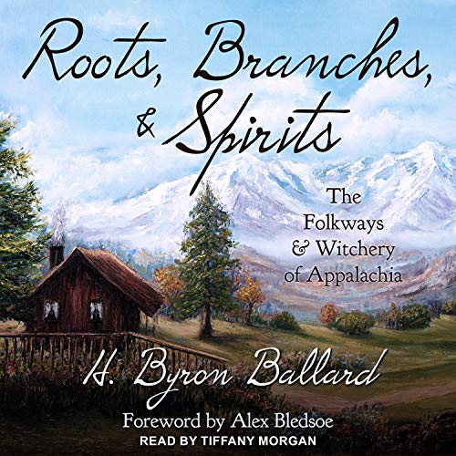 Roots, Branches & Spirits cover art