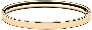 MVMT Women's Ellipse Bangle Bracelet | Clasp Closure, Stainless Steel