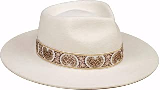 Lack of Color Women's The Beverly Vintage-Style Classic Wool Fedora