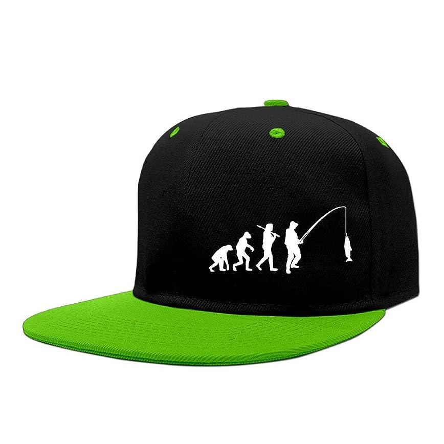 マンハッタン草夜の動物園Zloveu 野球帽 フィッシング レジャー?キャップ 男女兼用 紫外線対策 日よけ 小顔効果 無地