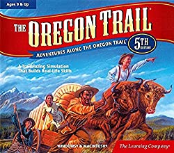 Image: The Learning Company - Oregon Trail 5th Edition | by The Learning Company | Platform : Mac, Windows, Windows 98, Windows Me, Windows 95