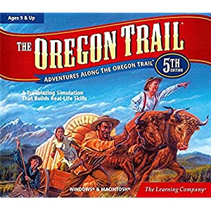 The Learning Company – Oregon Trail 5th Edition