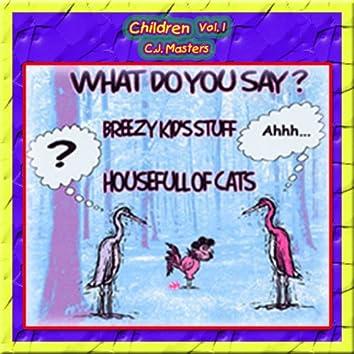 Children Vol. 1: C.J. Masters