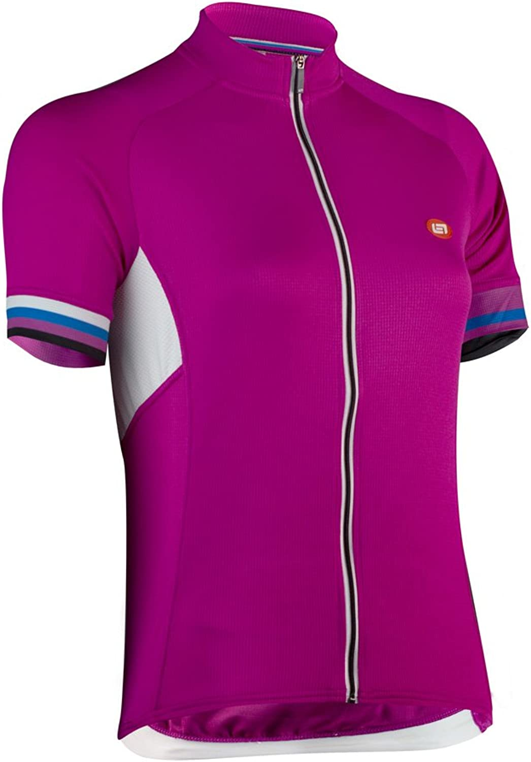 Bellwether 95176481 Women's Forza Jersey, Fuchsia, Extra Small