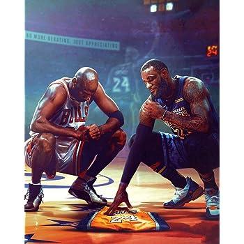 Kobe Bryant Lebron James Michael Jordan