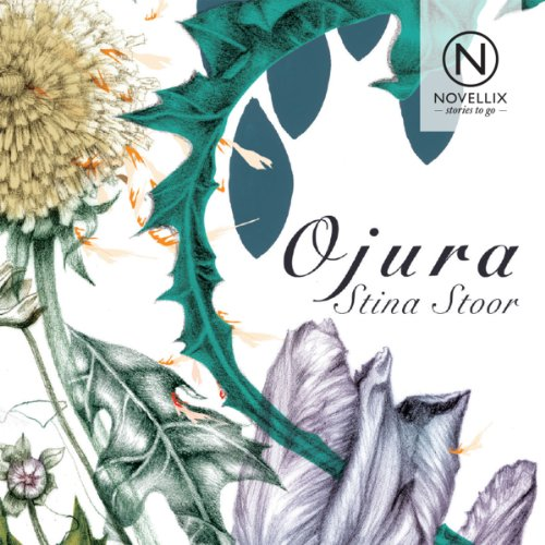 Ojura audiobook cover art