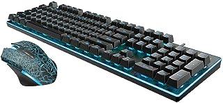 رابو لوحة مفاتيح مع ماوس متوافقة مع بي سي و لابتوب - V100S