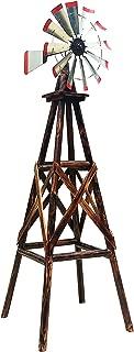 Best decorative wooden windmills Reviews