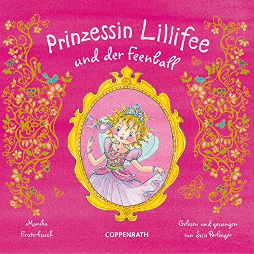 Prinzessin Lillifee und der Feenball Titelbild