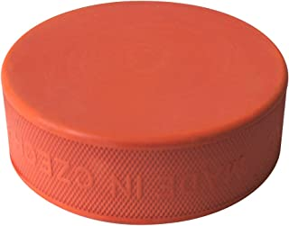 A&R Sports Training Hockey Pucks, Orange