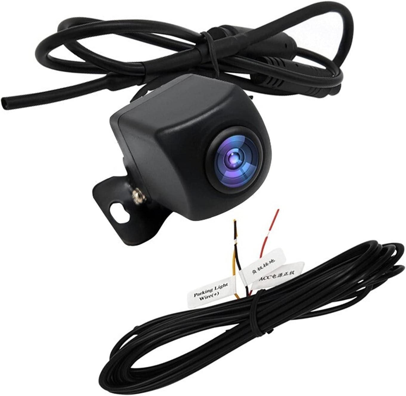 Video del coche 108 0P HD WiFi Coche Vista posterior Reversión de respaldo Aparcamiento Monitor de cámara Kit de cámara Noche Universal Cámara Cámara de respaldo Cámara para carros