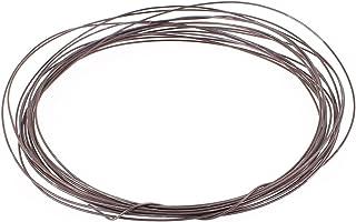 SOURCING MAP sourcingmap® 1,5 mm de diá 15 calibre AWG 10 metros Rollo CABLE Calefactor Calefacción