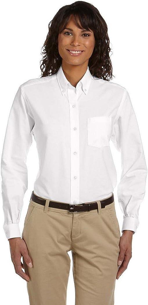 Van Heusen Womens Oxford Shirt