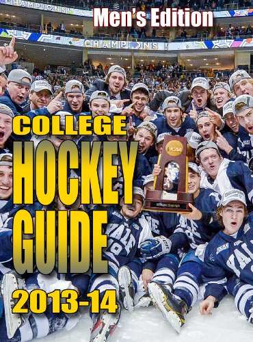 College Hockey Guide Mens Edition 2013-14