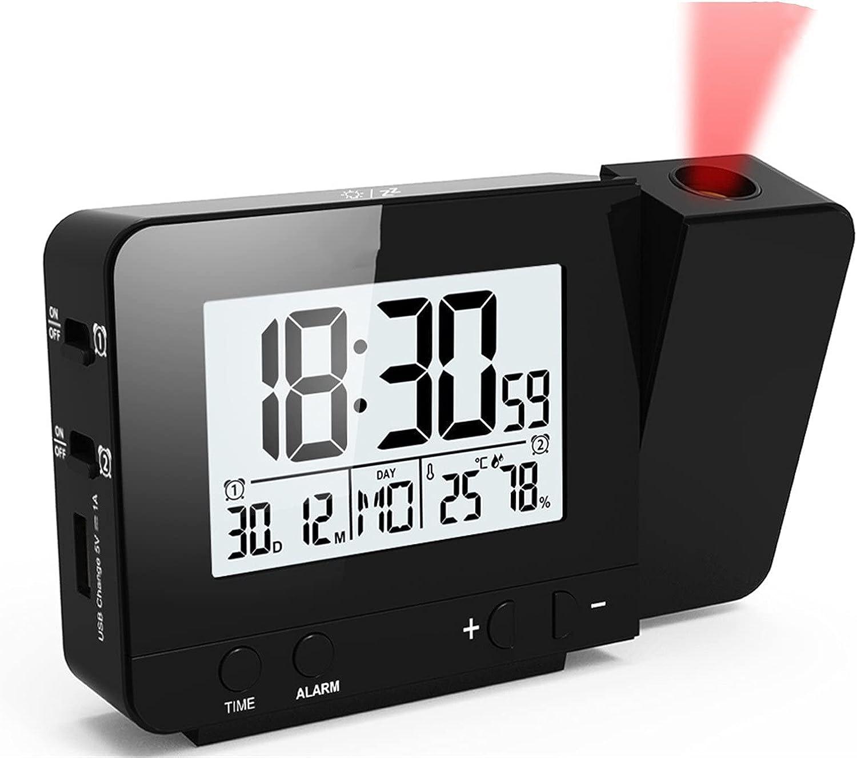 trust CNCDNALK Alarm Clock shop Digital Date Backlight Proj Snooze Function