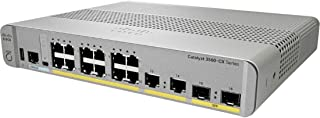 Cisco WS-C3560CX-8TC-S Catalyst 3560-CX 8 Port Data IP Base Switch (Renewed)