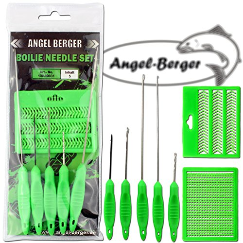 Angel-Berger Carp Series Boilie Needle Set