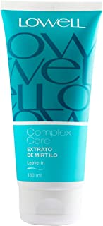 Leave In Complex Care Extrato de Mirtilo, Lowell, 180 ml