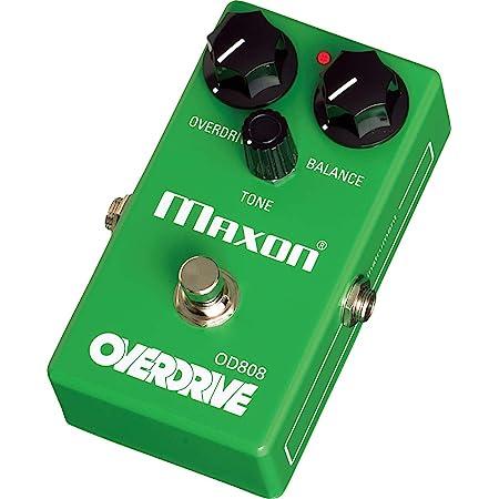 Maxon Reissue Series OD808 Overdrive
