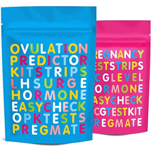 Learn More About PREGMATE 100 Ovulation and 20 Pregnancy Test Strips Predictor Kit