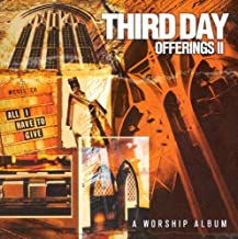 Offerings II: All I Have to Give: A Worship Album