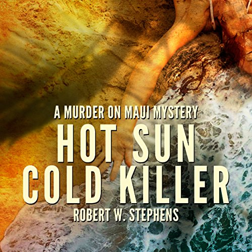 Hot Sun Cold Killer audiobook cover art