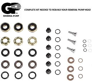 General Pump 20mm Rebuild Kit for T TS Series T1011 TS1011 TS1511 TS2021 TS2011