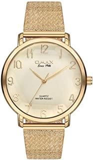 Women's Water Resistant Alloy Analog Watch 00FMB010Q0
