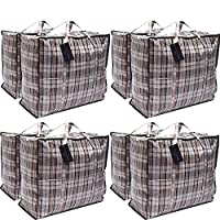 MADE TO LAST: Produced with durable material, featuring a large zipper, cross stitching, and zip tap ending. XXLARGE STORAGE BAG - KEEPS DUST AND MOISTURE AWAY: This bag is big, classy and utterly useful, It has everything that you'd want in the perf...